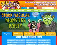 DNA Kids Website