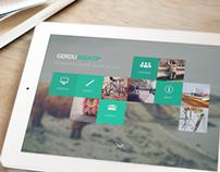 GerduKreatip - Agency Portfolio Theme