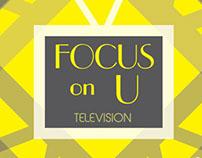 Focus on U Poster
