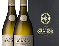 Herdade Grande Wines Packaging 2013