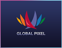 Global Pixel Logo