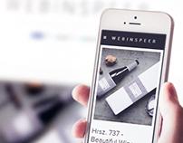 Webinspeer - Unique High Quality Design Inspiration