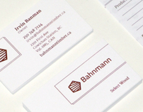Bahnmann Timber | Identity
