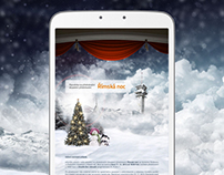 Christmas Newsletter for Czech Radiocommunications