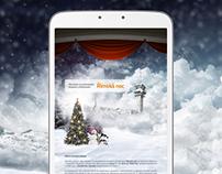 Christmas Newsletter for Czech Radiocommunications