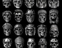 Welcome to the world of skulls !!!