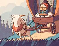 Goat Kart