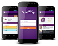 Glamzapp - Salon Android App