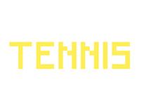 Pixel Tennis // Grand Slam Gifs
