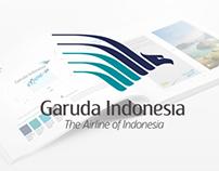 Garuda Indonesia | Advertisement Guidelines 2013