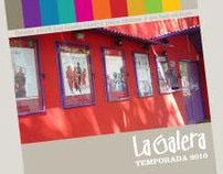 La Galera Theatre Brochure