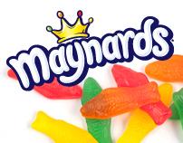 Maynards - Swedish Fish Facebook Game