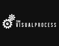 VISUAL PROCESS LOGO