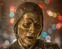 Tuscarora Heroes Monument - Lewiston, NY