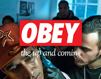Obey the up and coming