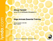 Edge Animate Essential Training