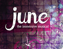 June - The immersive mapping musical