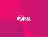 Z100 Brand Guidelines 2013