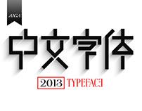 Chinese Calligraphy 2013