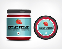 Branding | Kay Lee's Jellies