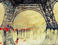 architectural watercolors vol 3