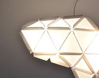 Prism Pendant Light