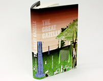 The Great Gazelle | Book Cover (2013)