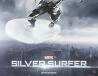 Silver Surfer - Movie Poster