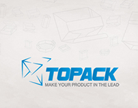 Topack - Corporate Identity