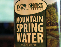 Mountain Spring Water