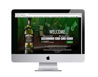 Jameson Website Redesign