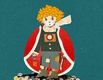 The Little Prince (illustration & animation)