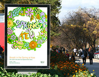 Kew Gardens Poster
