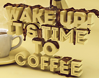Wake Up! It's Coffee Time