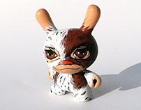 """Gizmo Gremlin - Custom 3"""" Dunny"""