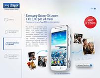 MyUnipol Banca (mini site)