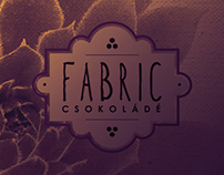 Graphic design for Fabric chocolate