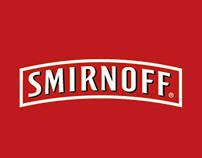 Logos Smirnoff App (Pitch Project)
