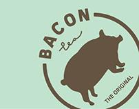 Bacon Tea Branding + Stationery