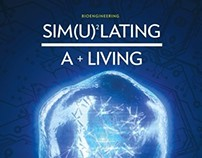 """Scientific American """"Simulating a living cell"""""""