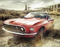 "Mustang ""Eternity"""