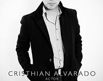 PhotoBook for CRISTHIAN ALVARADO | ACTOR