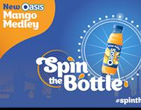 Oasis Mango Medley - Spin the Bottle