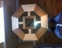 Octagon Hall table