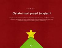 (2013) Christmas card. K2 self-promo