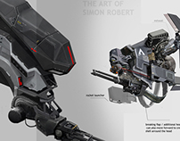 Killzone: Shadow Fall - concept art