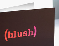 Identity for Blush Clothing boutique store
