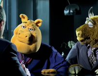 The Jim Henson Companys Stuffed & Unstrung
