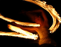 """""""Dance and fire"""""""