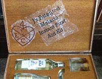 J's Malaria Instant First Aid Kit